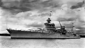 USS Indianapolis (CA-35).
